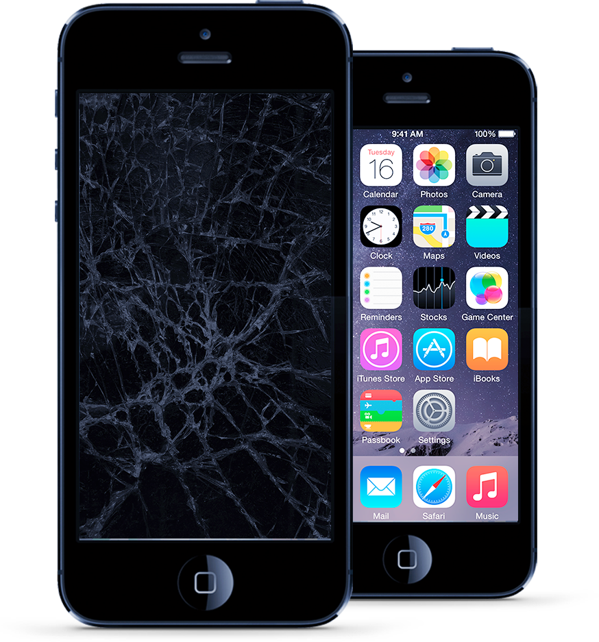 apple store how long to fix cracked screen